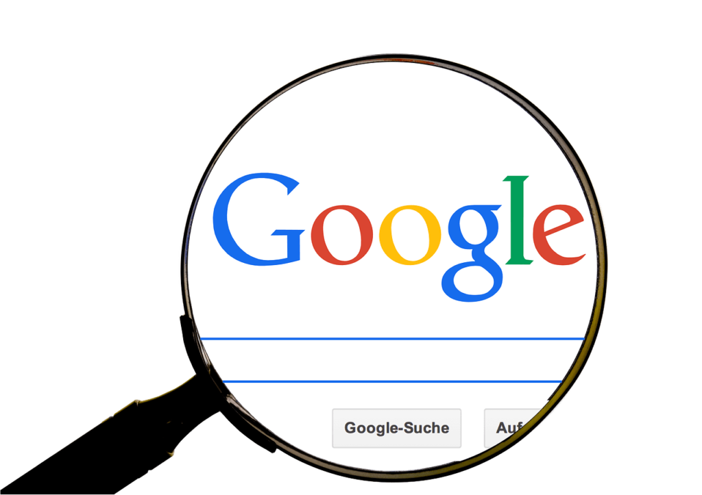 Google Index Website